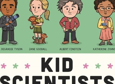 Kid Scientists for page